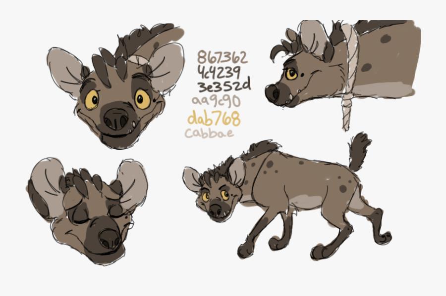 Lion King Hyenas Concept Art, Transparent Clipart
