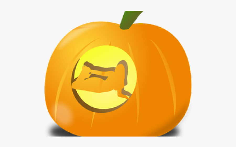 Spooky Clipart Evil Pumpkin Wolf Pumpkin Carving Free Transparent Clipart Clipartkey