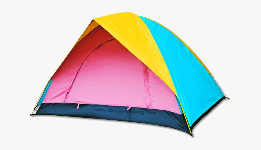 Clip Art Sun Tent Man Wholesale - Gazelle Camping Hub Tent, Transparent Clipart