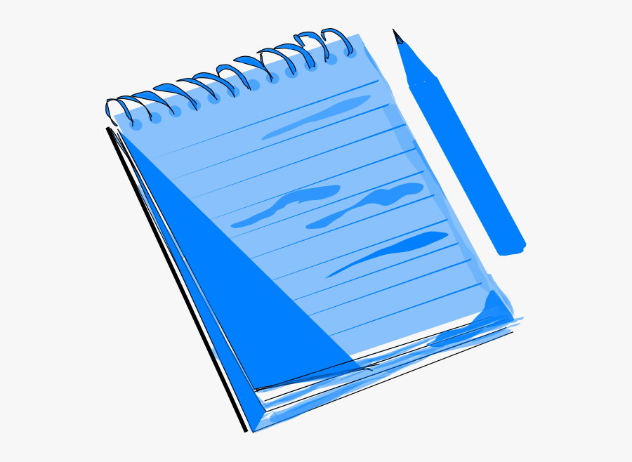 Image result for blue notepad