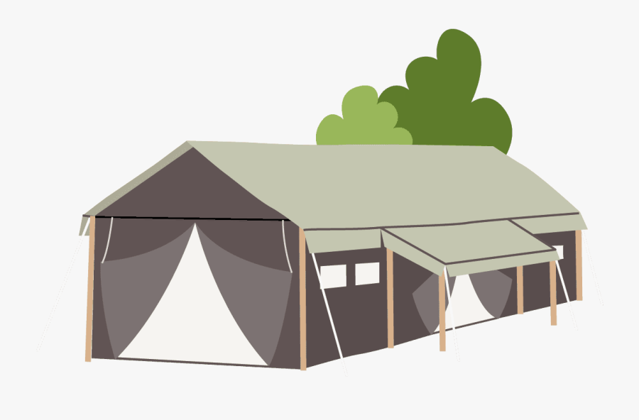 Campsite, Transparent Clipart