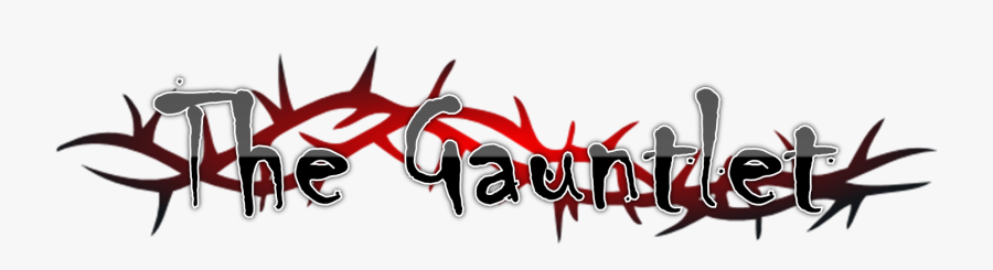The Gauntlet Is The Main Event At Holy Wars - Thorny Vines, Transparent Clipart