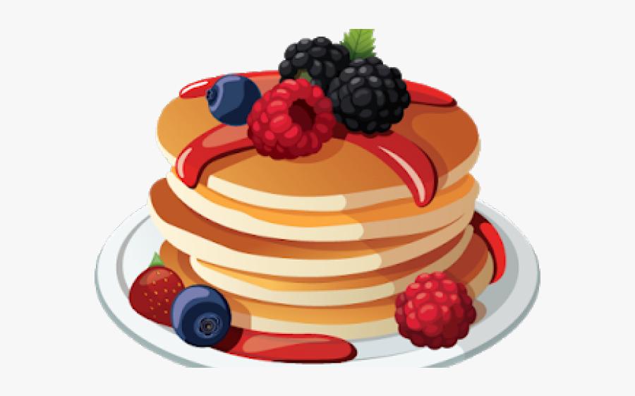 Pancake Clipart Transparent Background - Pancake Png , Free Transparent  Clipart - ClipartKey