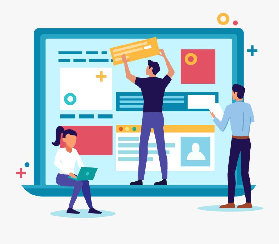 Website Designing Services, Transparent Clipart