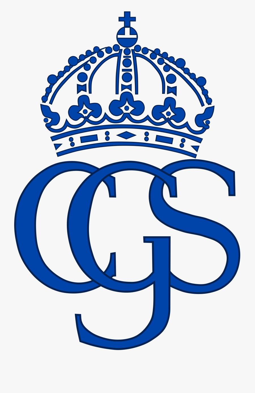 King Carl Xvi Gustaf And Queen Sylvia Of Sweden - Swedish Royal Monogram, Transparent Clipart