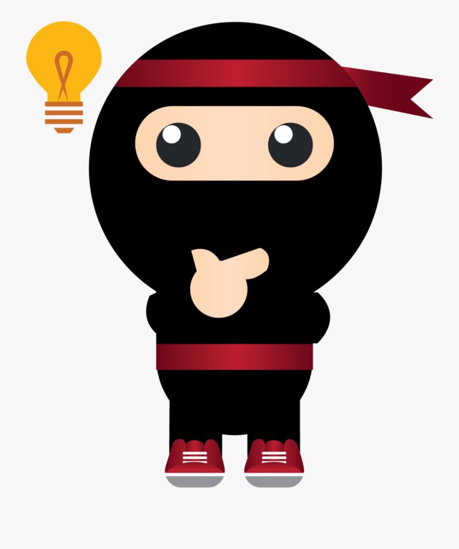 Creative Clipart Business Opportunity - Ninja Van, Transparent Clipart