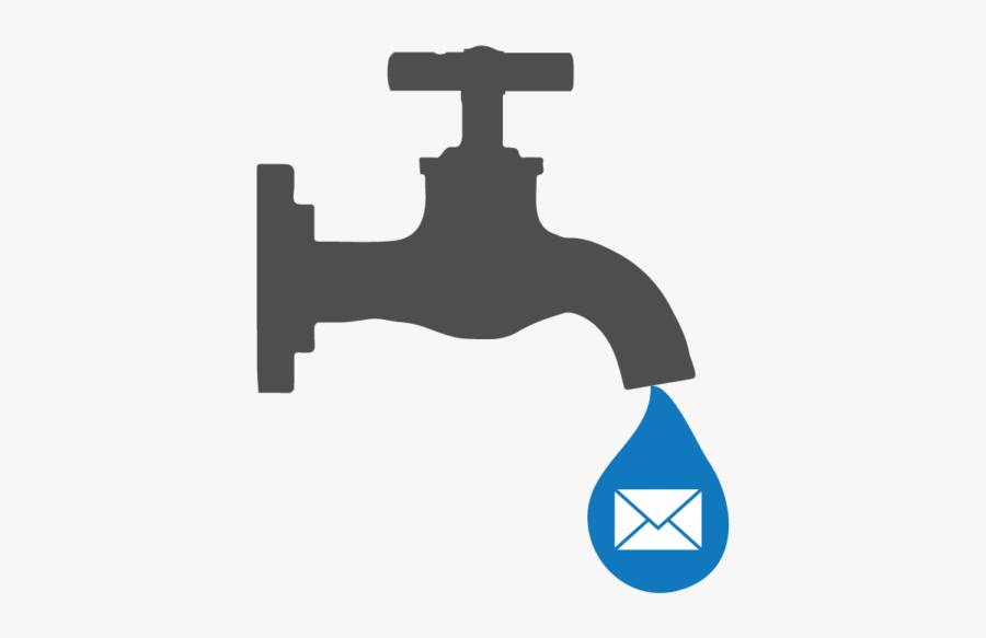 Don T Waste Water Drawing, Transparent Clipart