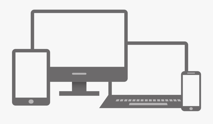 Custom Software Development - Providing A Computers, Transparent Clipart