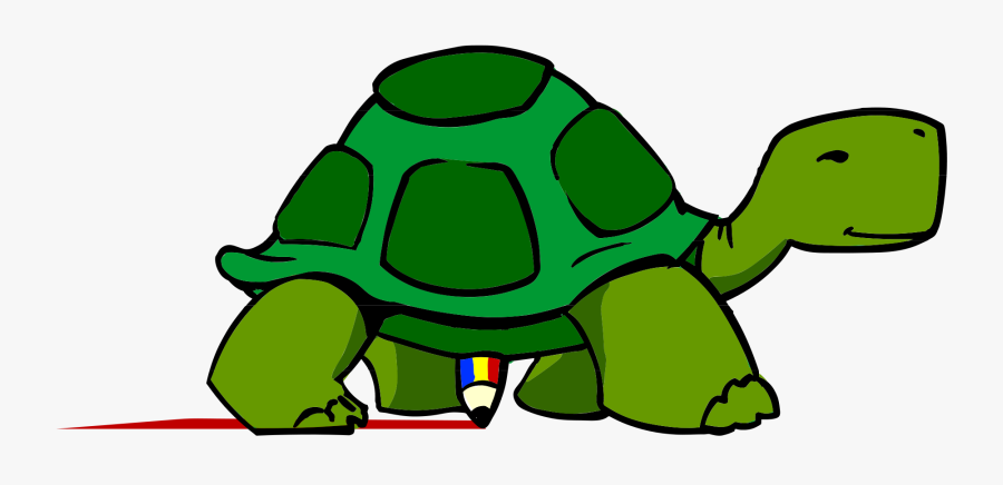 Collection Of Picture Of A Cartoon Turtle - Transparent Background Turtle Clipart, Transparent Clipart
