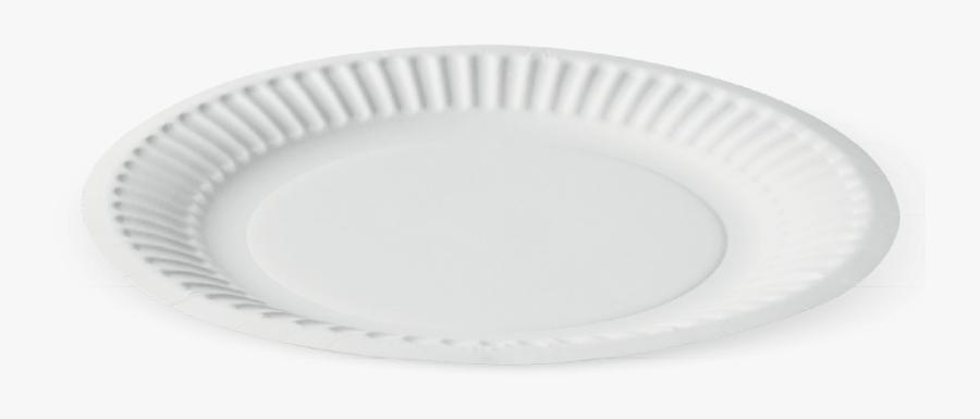 Paper Plate Png Clip Art Transparent Download - Plate, Transparent Clipart