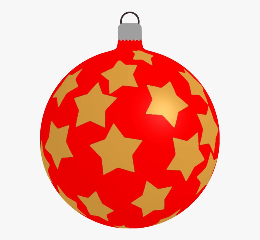 Orange Clipart Ornament - Christmas Ornament Clear Background, Transparent Clipart