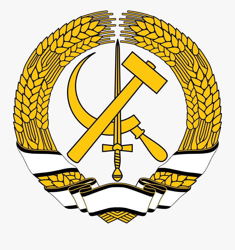 A European Declaration Of - Communist Poland Coat Of Arms, Transparent Clipart