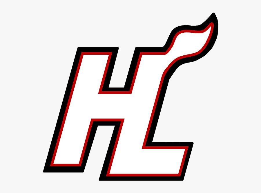 White Miami Heat Logo Free Transparent Clipart Clipartkey