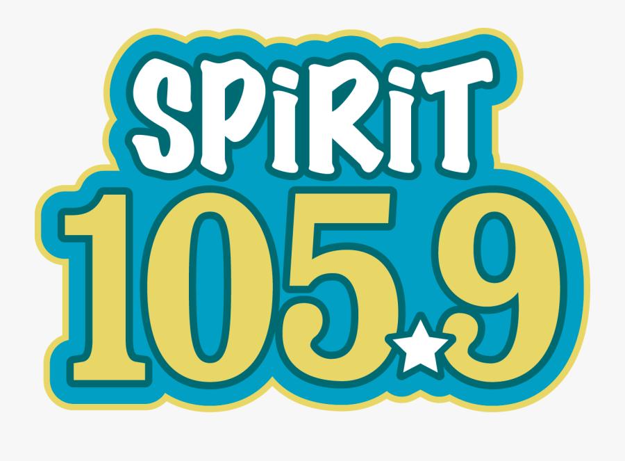 Www - Spirit1059 - Com - Spirit 105.9 Logo, Transparent Clipart
