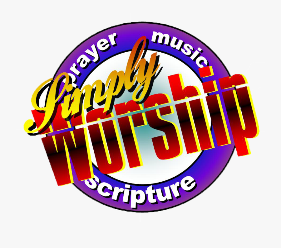 """Click Here To View Last Sunday""""s """"simply Worship - Graphic Design, Transparent Clipart"""