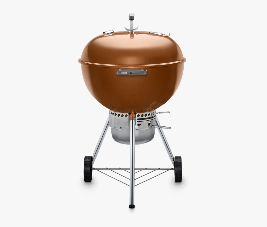 Transparent Grill Drum - Small Weber Grill, Transparent Clipart