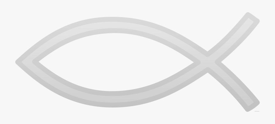 Clip Art Religious Png Freeuse Techflourish - Christian Fish Symbol On Transparent Background, Transparent Clipart