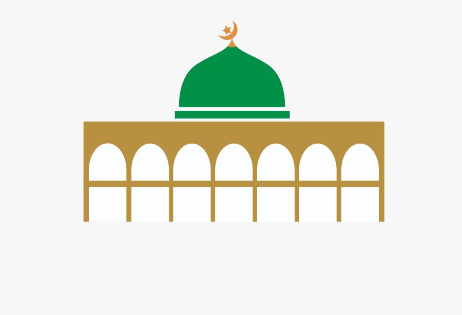 Islamic Society Of Darra - Darra Mosque, Transparent Clipart
