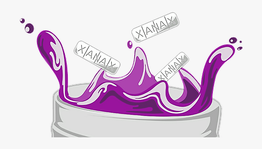 Vaporwave Xanax Lean Double Cup Drawing Free Transparent Clipart Clipartkey