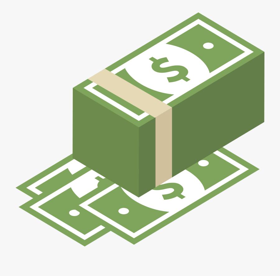 Cash Png Icon - Transparent Background Cash Money Icon ...