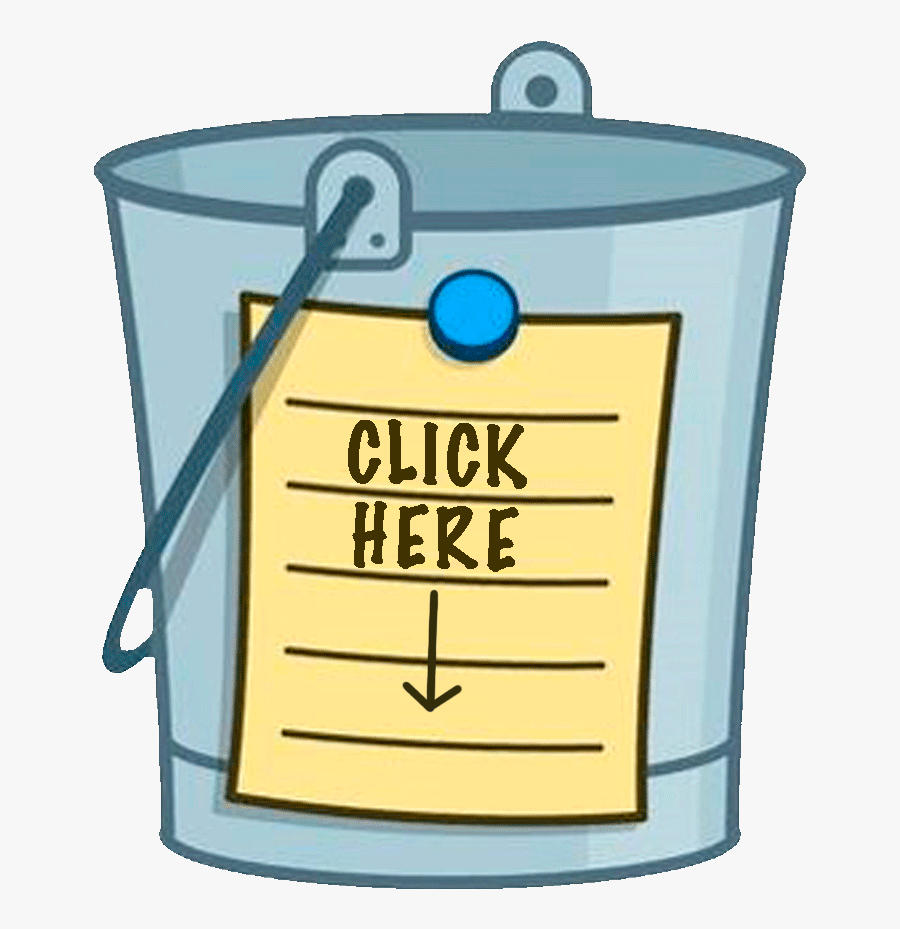 Bucket List Clipart , Png Download - Bucket List Clip Art, Transparent Clipart