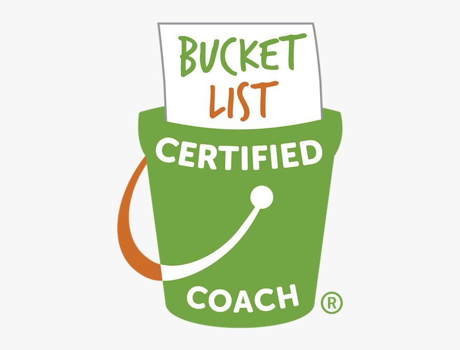 Bucket List Coach Logo - Bucket List Coach, Transparent Clipart