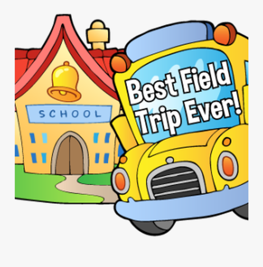 Transparent Field Trip Png - End Of Year Field Trip, Transparent Clipart