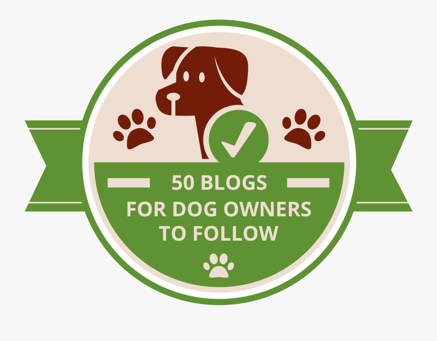 50 Blogs Every Dog Owner Should Follow - Pet, Transparent Clipart