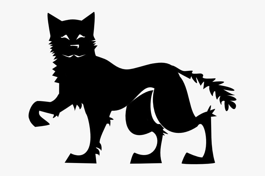 Dog Silhouette Whiskers Clip Art - Illustration, Transparent Clipart