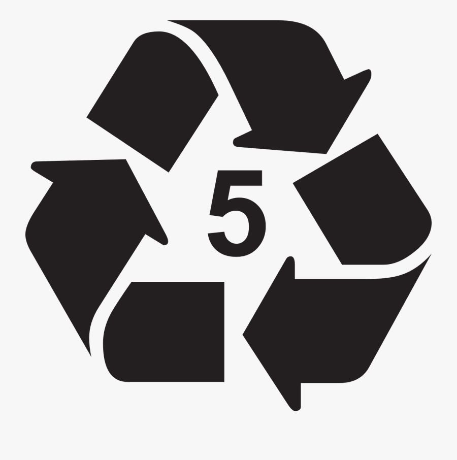 Recycle Direction Recycling Free Picture - Recycle Symbol 6, Transparent Clipart