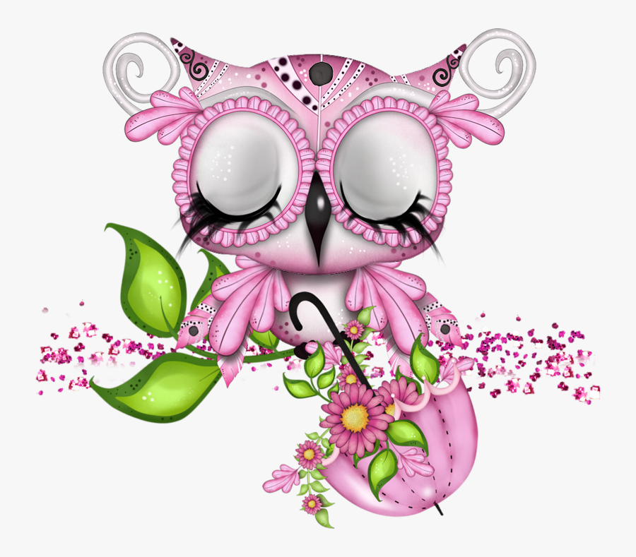 Owl Cartoon, Transparent Clipart