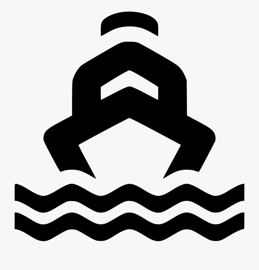 Transport Water Ship Boat Ocean Cruise Svg Png Icon - Ship, Transparent Clipart