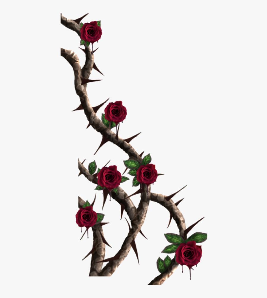 Rose Thorns Design Kusmun