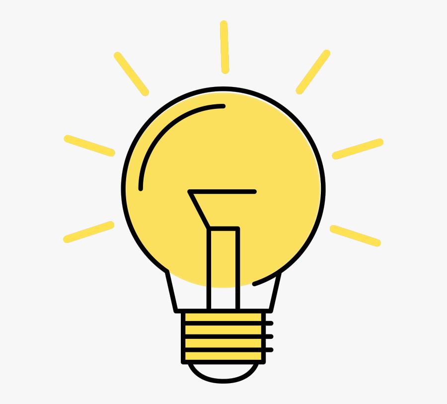 Idea Light Bulb Gif Download Clipart , Png Download - Light Bulb Gif  Transparent , Free Transparent Clipart - ClipartKey