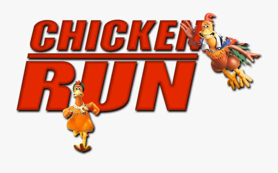 Chicken Run 51b70d40b77e6 - Chicken Run Movie Logo, Transparent Clipart