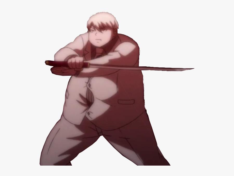 ダンガンロンパ - Danganronpa 3 Ultimate Imposter, Transparent Clipart