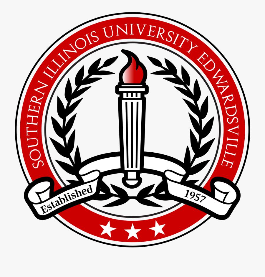 Southern Illinois University Edwardsville Siue Logo, Transparent Clipart