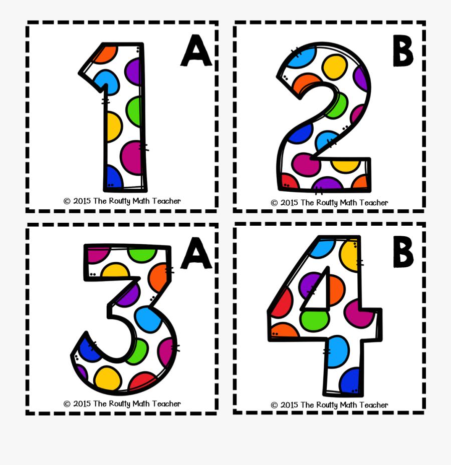 Number Math Clipart Melonheadz, Transparent Clipart