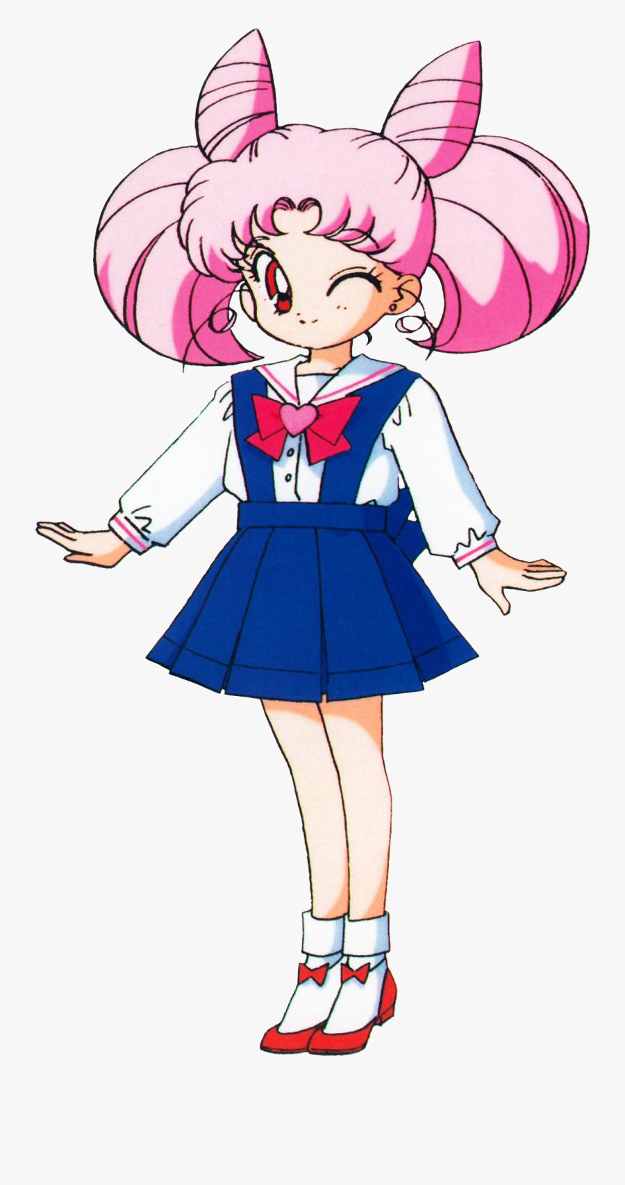 Chibiusa Tsukino - Anime - Sailor Moon Characters Chibiusa, Transparent Clipart
