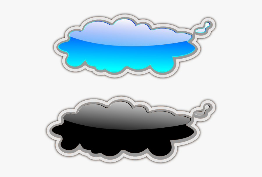 glossy clouds svg clip arts gambar emoticon awan free transparent clipart clipartkey glossy clouds svg clip arts gambar