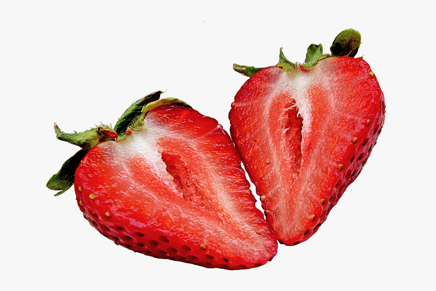 Strawberry Png 7, Buy Clip Art - Colored Pencil Drawing Food, Transparent Clipart