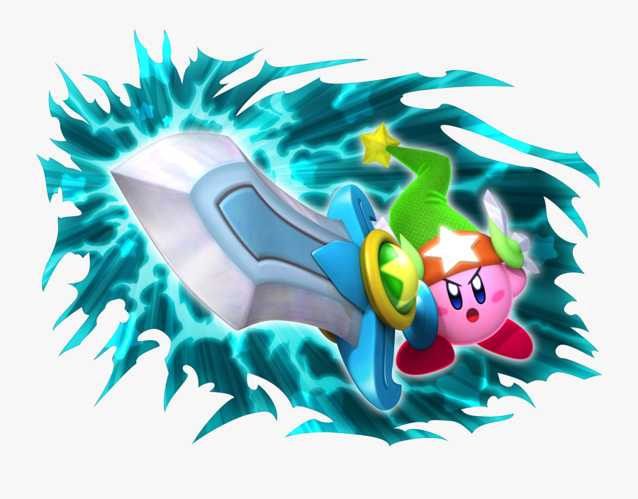 """Kirby""""s Return To Dreamland Clipart , Png Download - Smash Bros Kirby Final Smash, Transparent Clipart"""