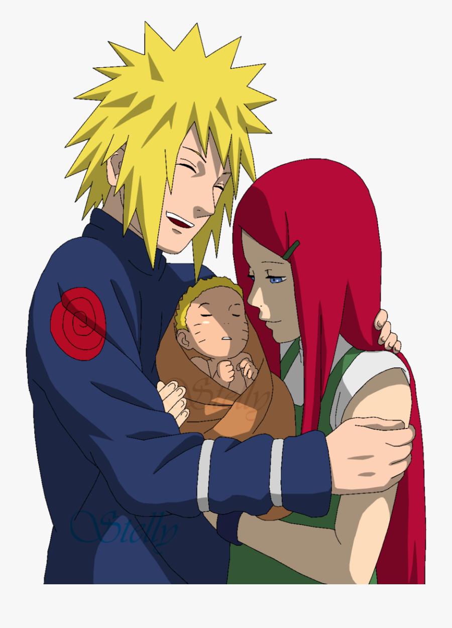 Naruto Shippuden Quotes About Love - Minato Namikaze Kushina Uzumaki, Transparent Clipart