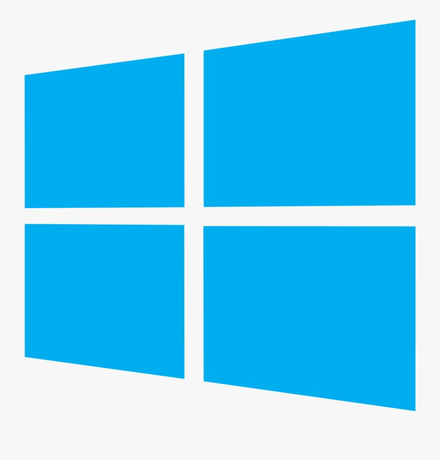 Transparent Clipart Windows - Logo Windows 10 Icon, Transparent Clipart