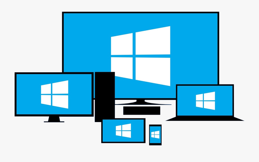 Microsoft Windows 10 For Business Windows 10 Clipart Free Transparent Clipart Clipartkey