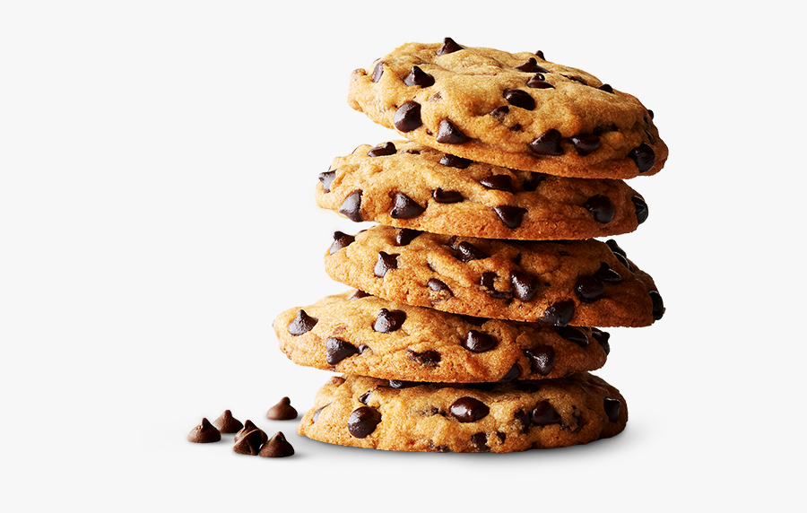 Chocolate Chip Png - Transparent Background Cookie Png Transparent, Transparent Clipart