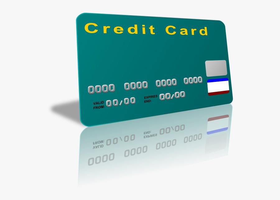 Credit Card Clip Art Transparent, Transparent Clipart