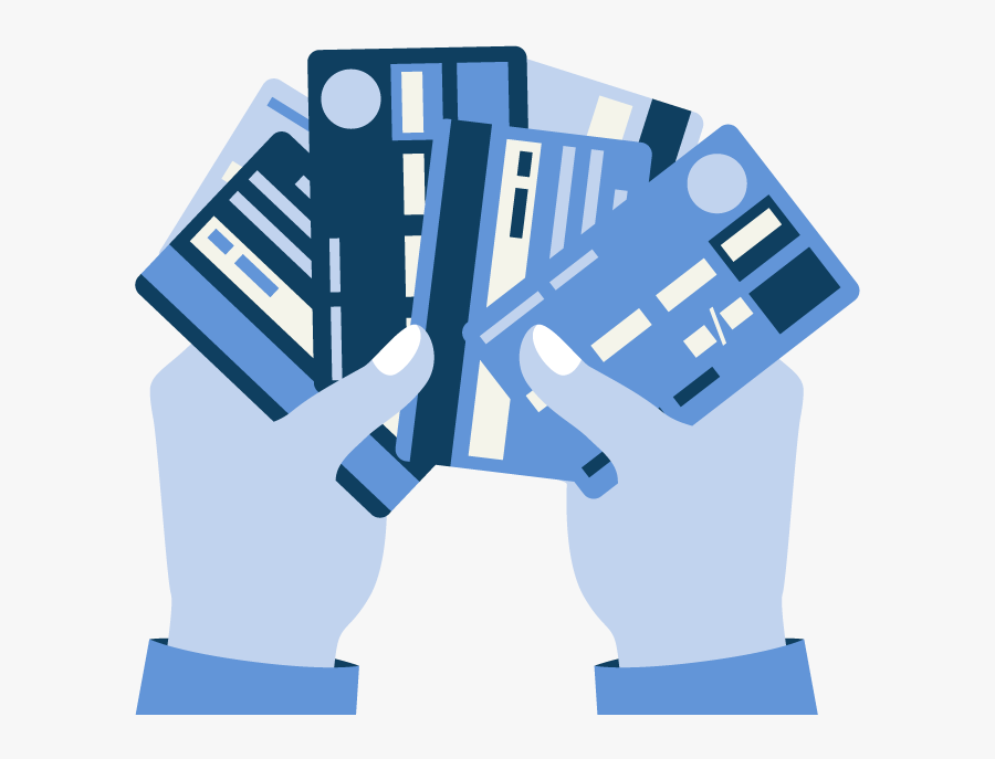 Understanding Balance Transfers On Credit Cards Vector - Credit Card Clipart Png, Transparent Clipart