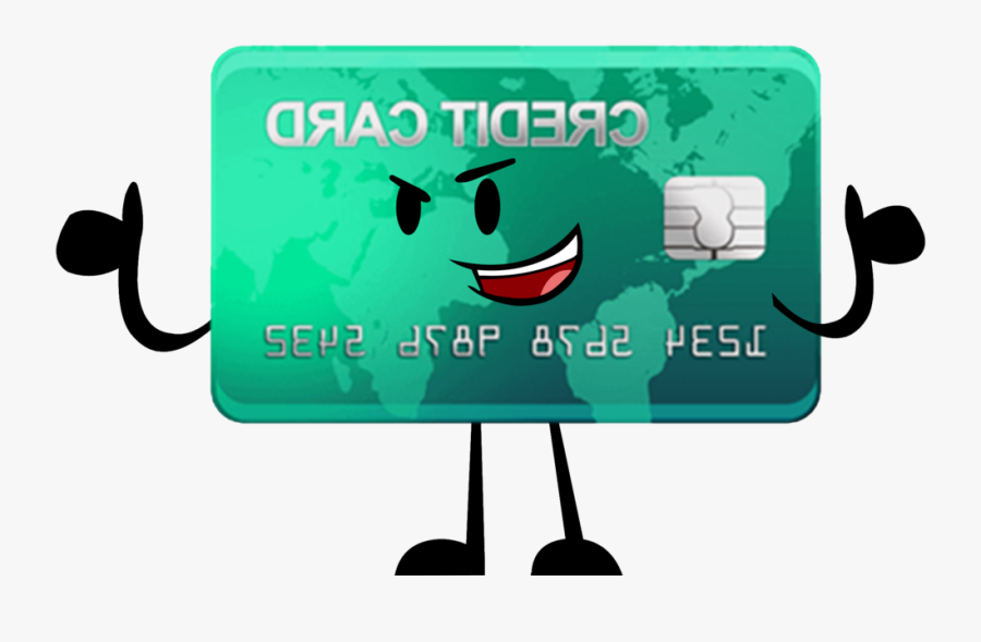 Battle For The Show - Object Show Credit Card, Transparent Clipart