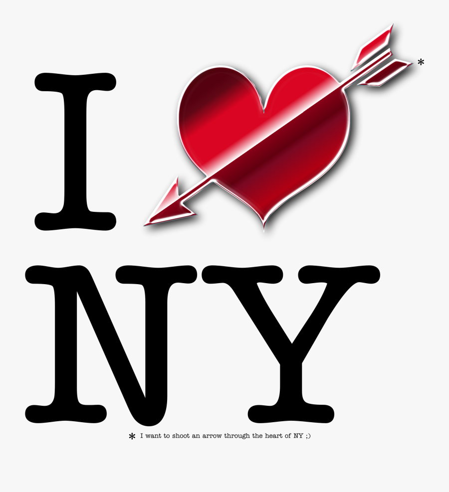 Heart,love,organ - New York City Art Clips, Transparent Clipart